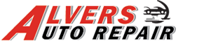Alvers Auto Repair Logo