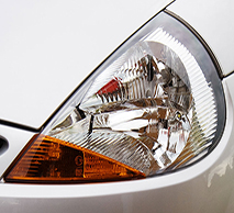 Alvers Auto Repair Headlight Restoration