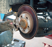 Alvers Auto Repair Brake Repair